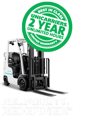 Unicarriers Forklift Reliability Redefined